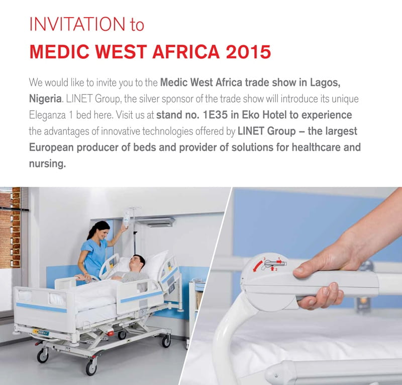 Africa Linet exhibitions