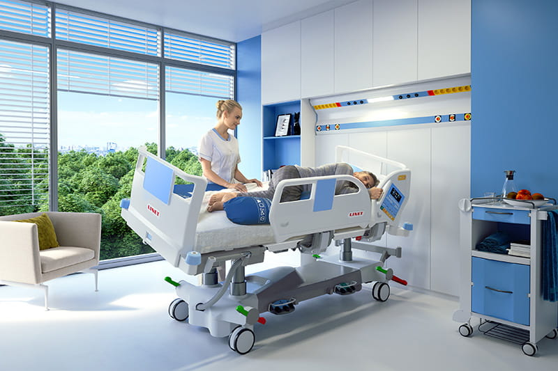 icu bed Icu beds we are a prominent manufacturer and supplier of hospital icu bed that are manufactured using superior-grade raw-material procured from certified vendors of the market offered range comprises of hi low icu bed , manual icu bed , mechanical icu bed and intensive care bed.