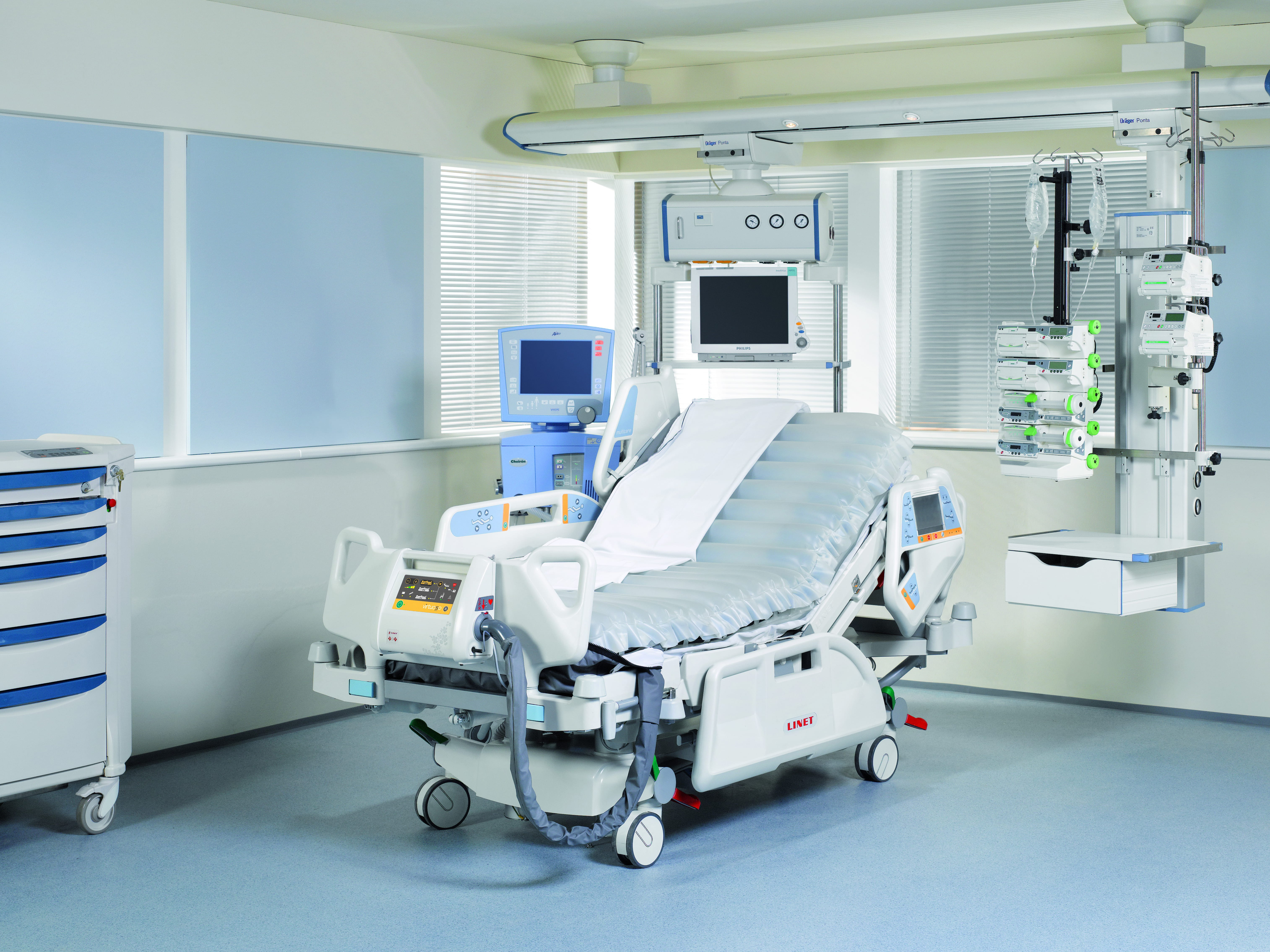 Hospital Mattress Rentals Continue To Gain In Popularity