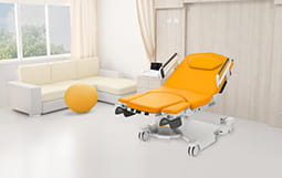 Birthing bed AVE 2