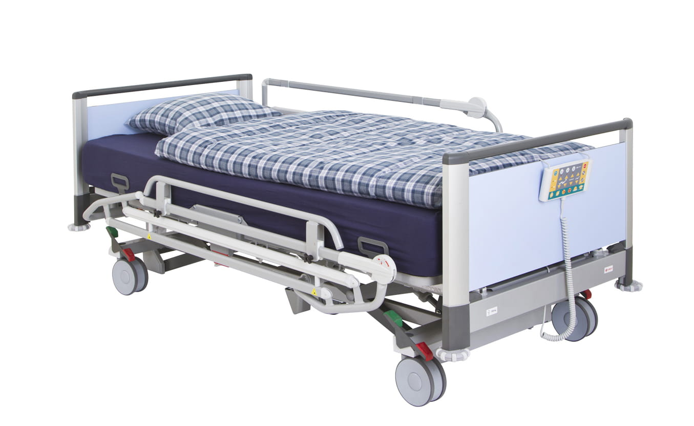 Bariatric Healthcare Bed Image 3 Xxl Linet Beds Mattresses
