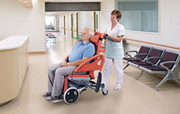Multifunctional and transport chair SELLA